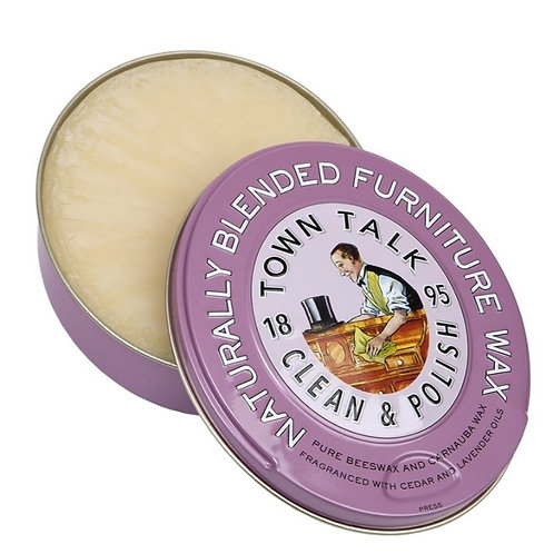 Town Talk Furniture Wax 150g (naturally blended)
