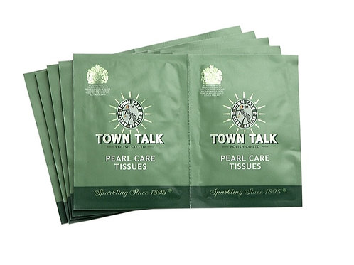 Town Talk Pearl Care Tissues (10 satchets)