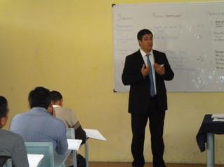 American Bar Association encarga a STePconsulting capacitar a  policias judiciales en Ecuador