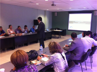 Consultoría/capacitación en Honduras (US State Dep. & ABA)