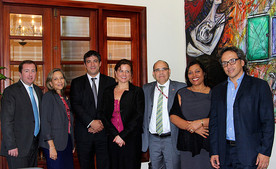 Consultoría para el National Center for State Courts de USA en República Dominicana