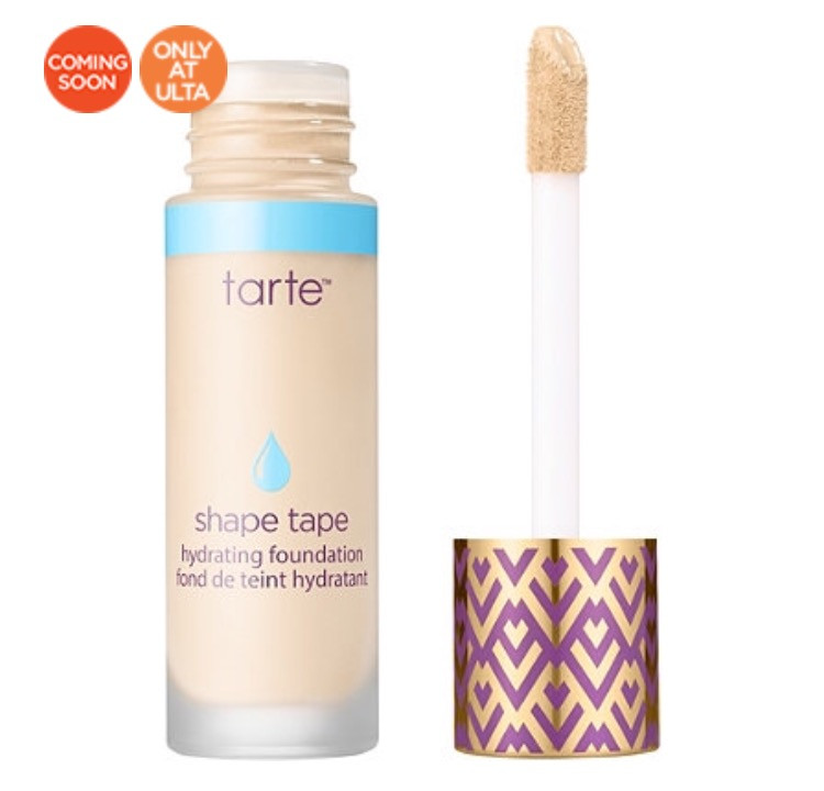 Tarte Double Duty Beauty Shape Tape Hydrating Foundation | UK Makeup News | FYI Beauty