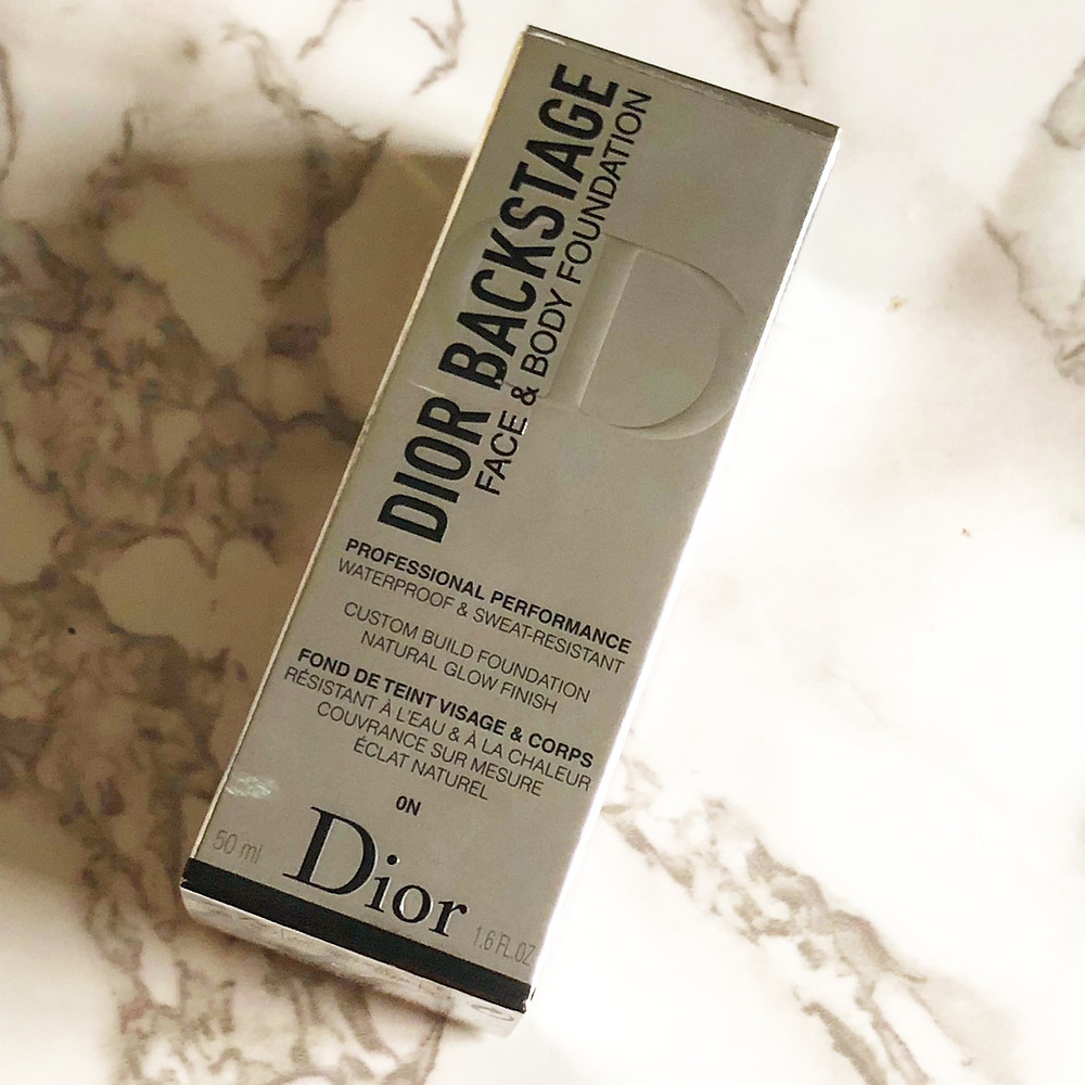 Dior Backstage Face & Body Foundation Review & Before + After | UK Makeup News | FYI Beauty