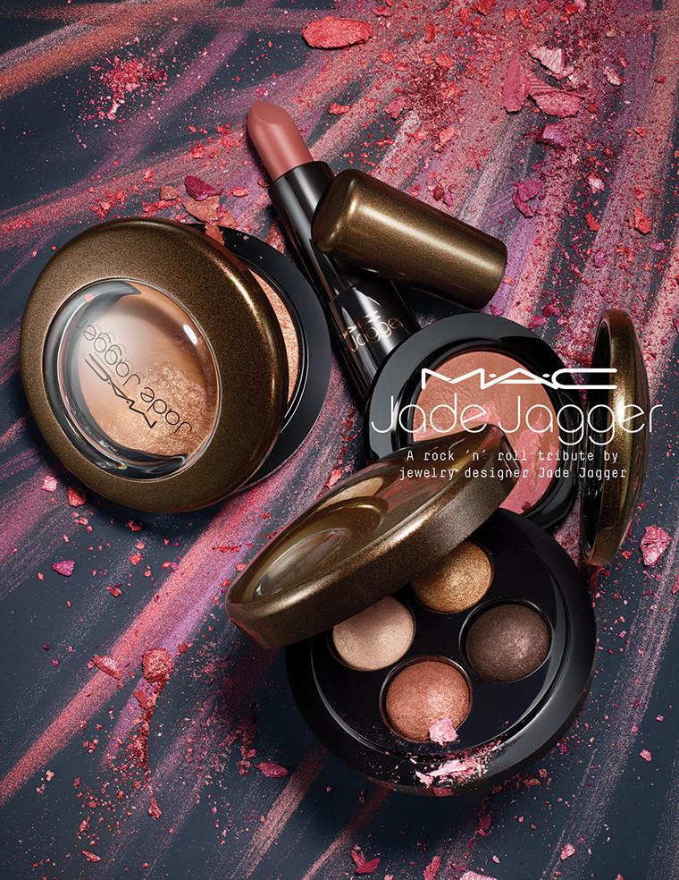Beauty Blog UK |MAC X Jade Jagger Collection UK | UK Makeup News | FYI Beauty