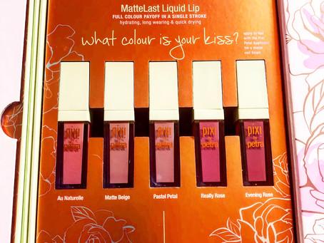Pixi MatteLast Liquid Lipstick Review