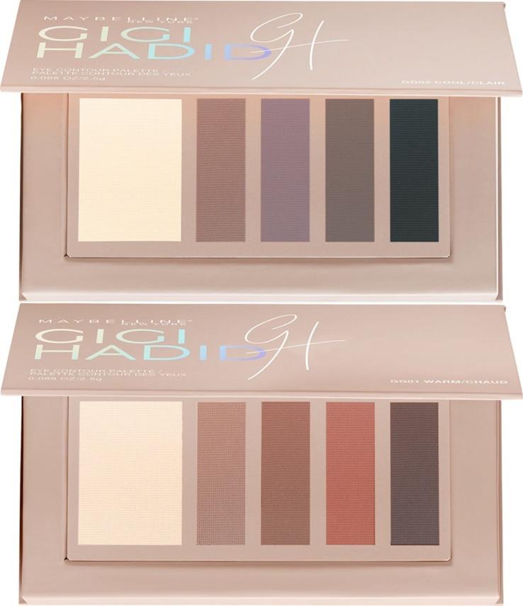 Maybelline Gigi Hadid East Coast Eye Contour Palette | UK Makeup News | FYI Beauty
