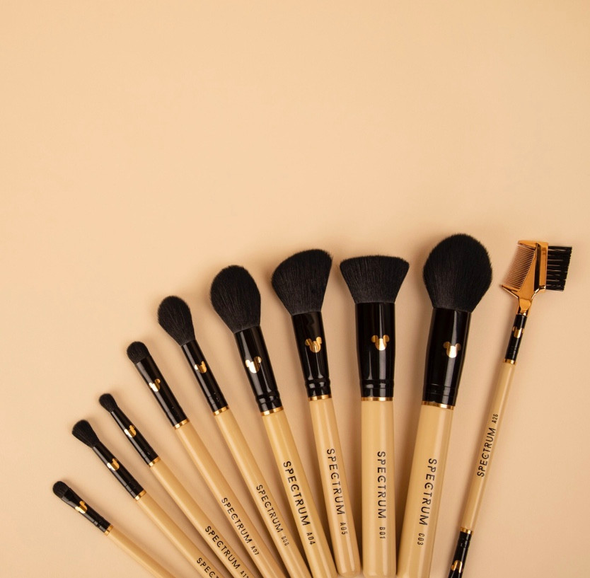 Spectrum Brushes  X Mickey Mouse Collection | UK Makeup News | FYI Beauty