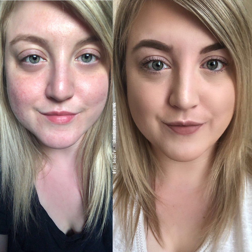 Dior Backstage Face & Body Foundation Before and After | UK Makeup News | FYI Beauty