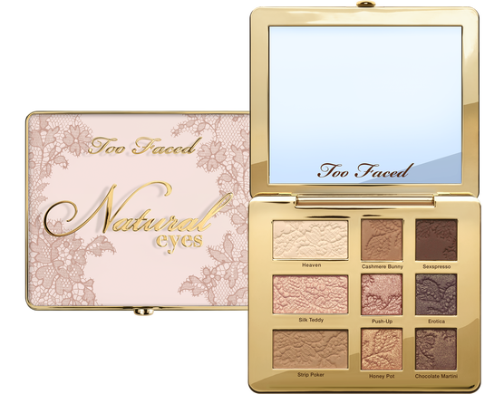 Too Faced It Just Comes Naturally Collection UK Launch | UK Makeup News | FYI Beauty