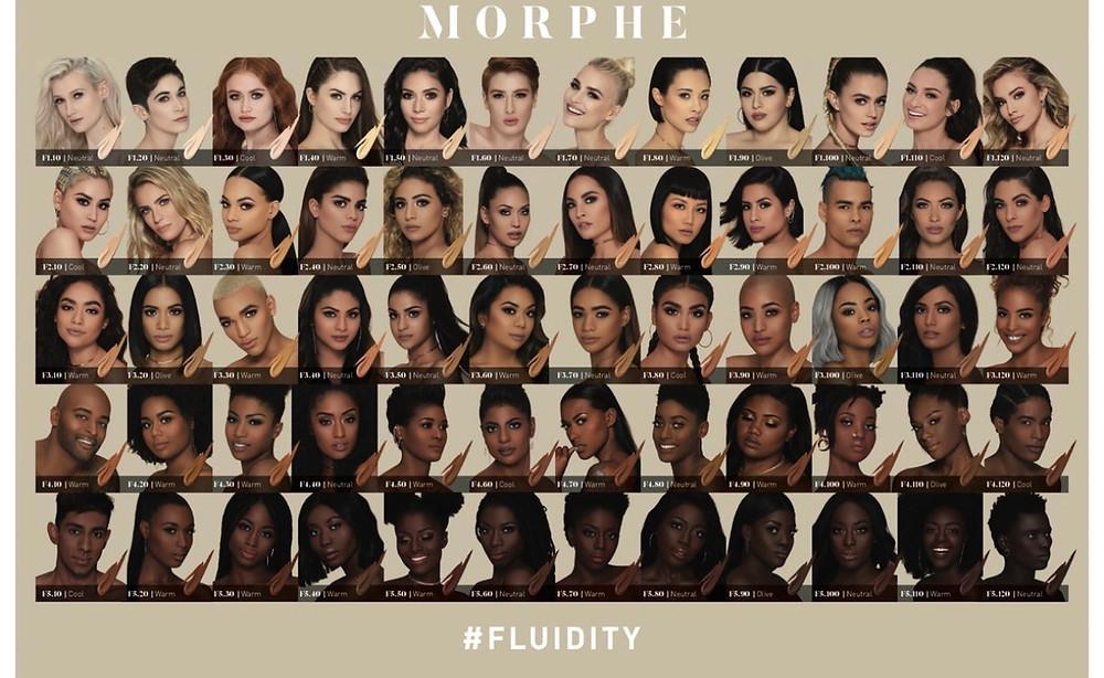 Morphe Fluidity Full Coverage Foundation | | UK Makeup News | FYI Beauty