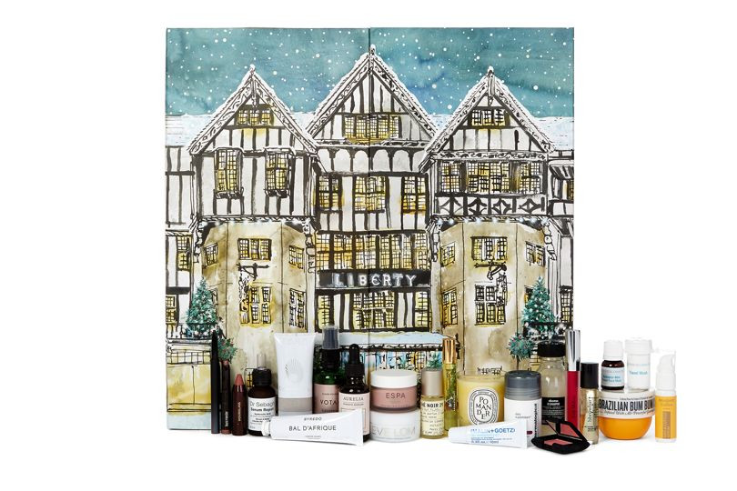 Liberty London Beauty Advent Calendar 2017 | UK Makeup News | FYI Beauty