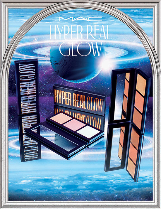 MAC Hyper Real Glow 2019 Palettes | FYI Beauty | UK Makeup News