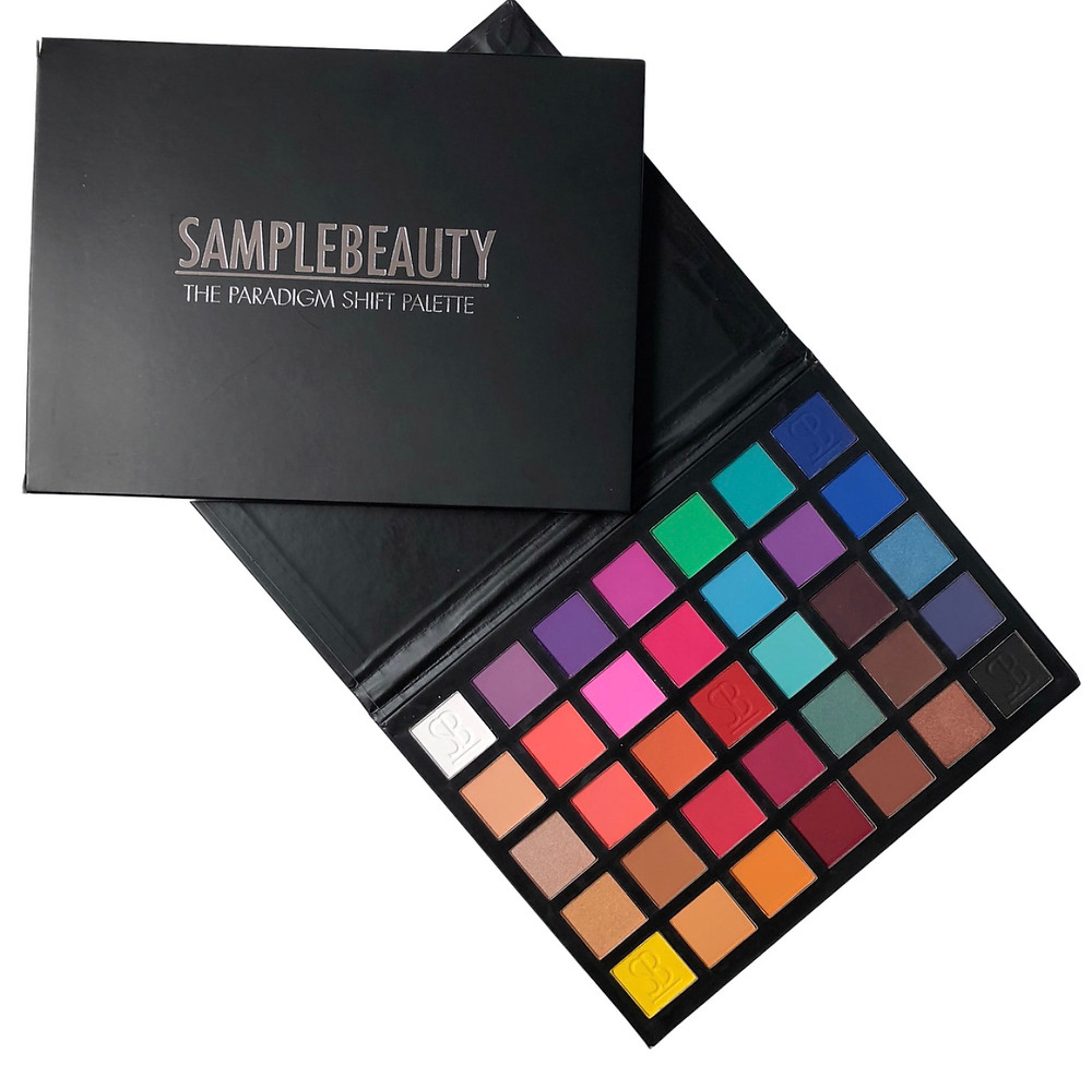 Sample Beauty Paradigm Shift Palette | The Scoop | FYI Beauty