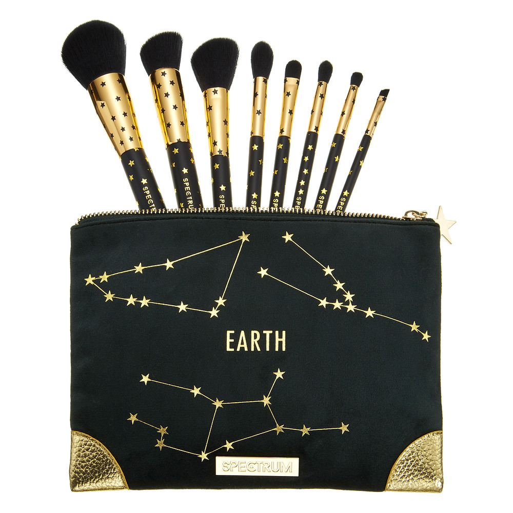 Earth Spectrum Brushes Collections The Zodiac Collection | UK Makeup News | FYI Beauty