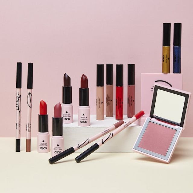 ASOS Launches Debut Makeup Collection | FYI Beauty | UK Makeup News