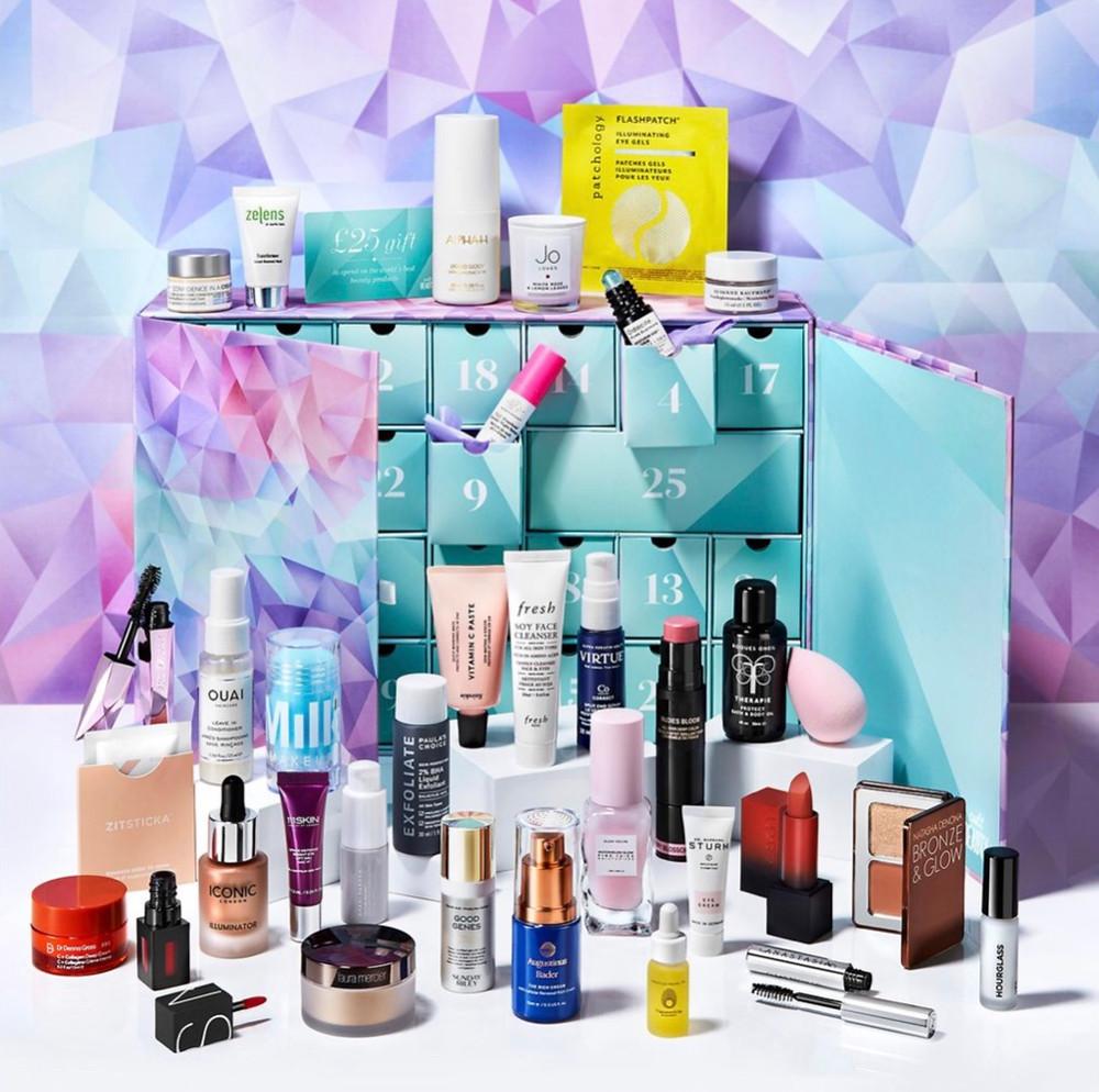 Cult Beauty Advent Calendar 2019 | FYI Beauty | UK Makeup News
