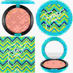 MAC X Patrick Starrr Diva Fever Collection Opalescent Face Powder in Hot and Heavy | UK Makeup News | FYI Beauty