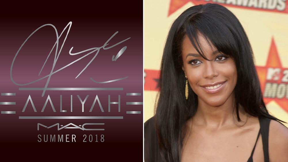 MAC Cosmetics X Aaliyah Summer 2018 | UK Makeup News | FYI Beauty
