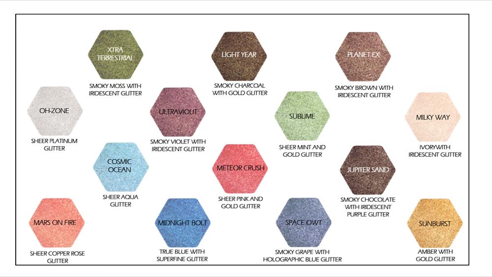 Fenty Beauty Galaxy Eyeshadow Palette | UK Makeup News | FYI Beauty