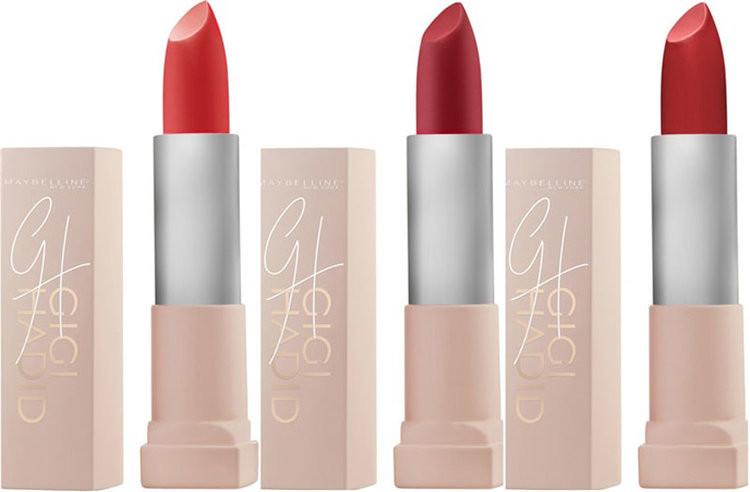 Maybelline Gigi Hadid West Coast Matte Lipstick | UK Makeup News | FYI Beauty