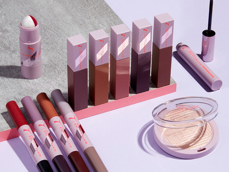 Maybelline X Puma Collection UK Launch
