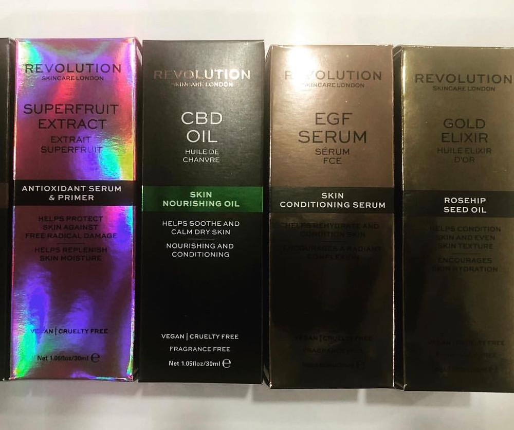 Revolution Skin Care | UK Makeup News | FYI Beauty