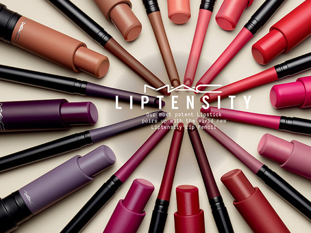 MAC Cosmetics Liptensity Lip Pencil Collection UK