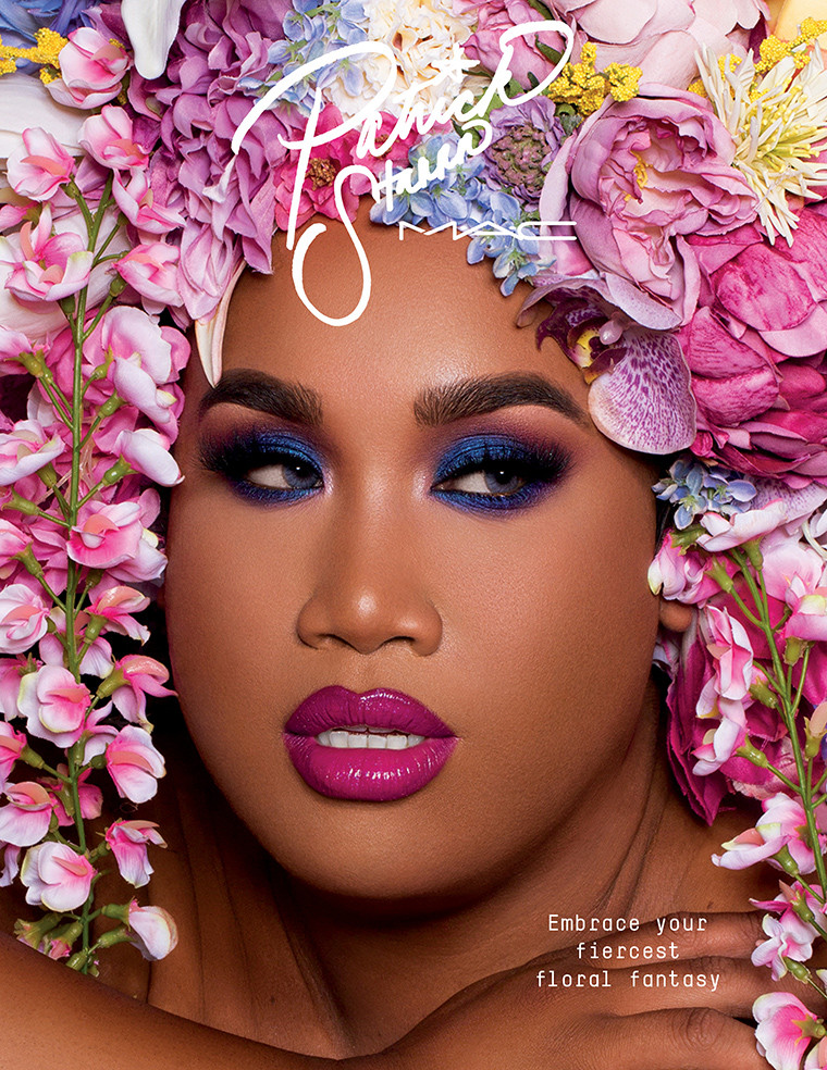 MAC X Patrick Starrr Floral Realness Collection UK Launch | UK Makeup News | FYI Beauty