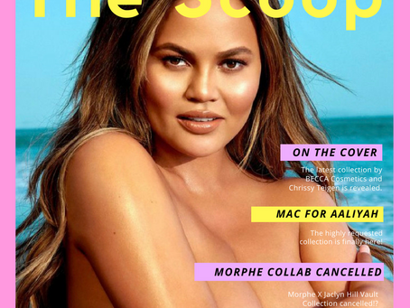 The Scoop: Chrissy Teigen, MAC for Aaliyah and Morphe Collab Cancelled