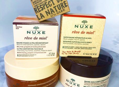 Winter Skin: NUXE Reve De Miel Review