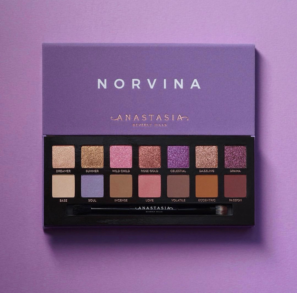 When does the ABH Norvina Palette Launch in The UK? | UK Makeup News | FYI Beauty