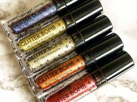Barry M Glitter Bomb Review & Swatches