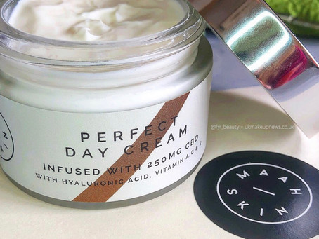 Maah Skin Perfect Day CBD Cream Review (My Go-To?)