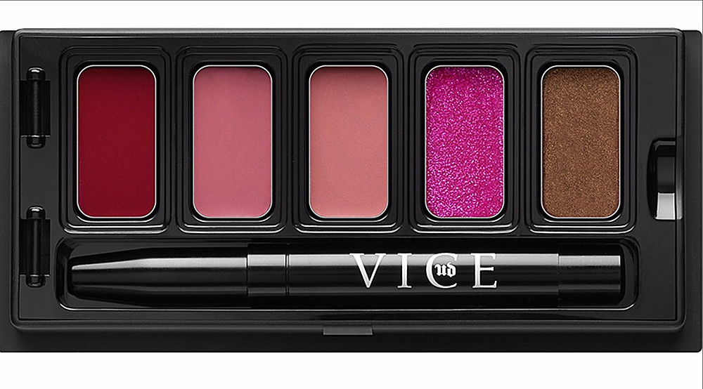 Nagal Vice Lipstick Palette in Rio | UK Makeup News | FYI Beauty