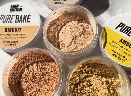 Makeup Obsession Pure Bake Powders Review