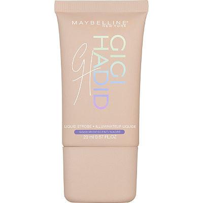 Maybelline Gigi Hadid East Coast Liquid Strobe Highlighter in Iridescent | UK Makeup News | FYI Beauty