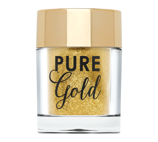 Too Faced Pure Gold Loose Glitter | UK Makeup News | FYI Beauty