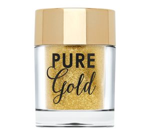Too Faced Pure Gold Loose Glitter | UK Makeup News | FYI Beauty