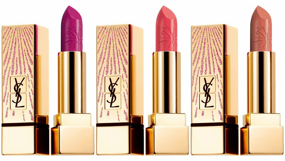 Rouge Pur Couture YSL Dazzling Lights Collection Holiday 17 UK | UK Makeup News | FYI Beauty