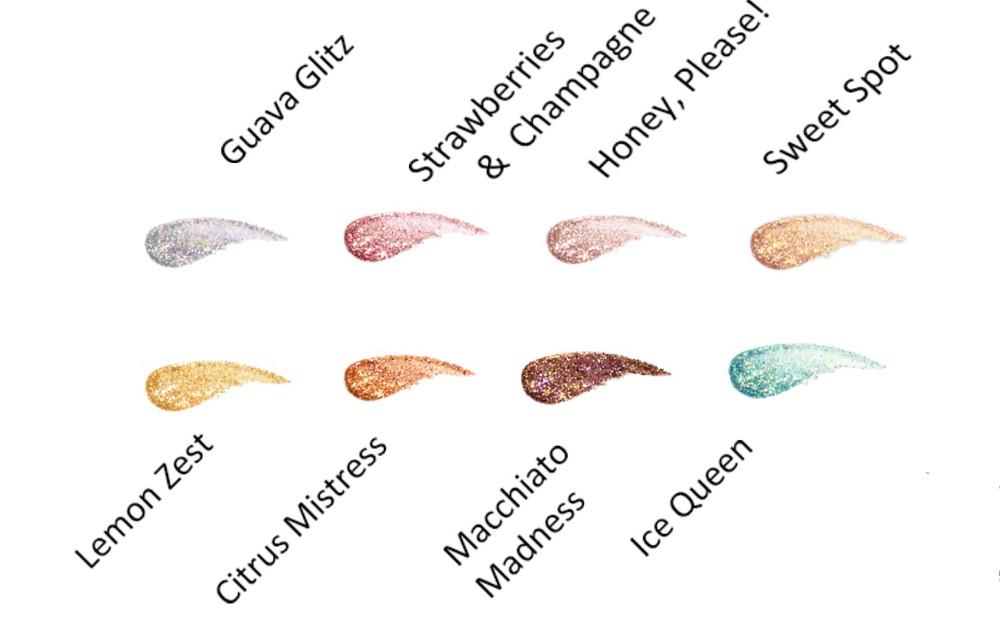 Too Faced Tutti Frutti Twinkle Twinkle Liquid Glitter Eyeshadow UK | UK Makeup News | FYI Beauty