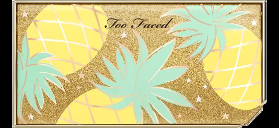 Too Faced Tutti Frutti Sparkling Pineapple Eyeshadow Palette UK |  UK Makeup News | FYI Beauty