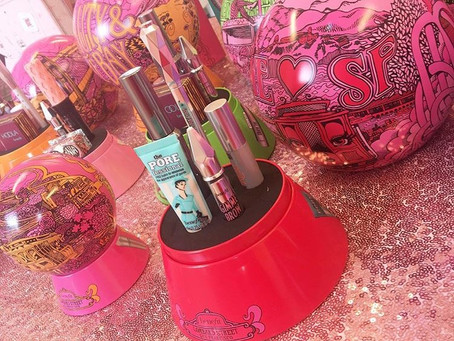 Benefit Holiday/Christmas Collection 2017 UK