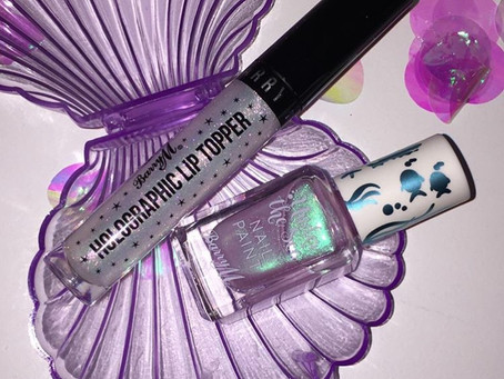 Barry M Under The Sea Nail Paints