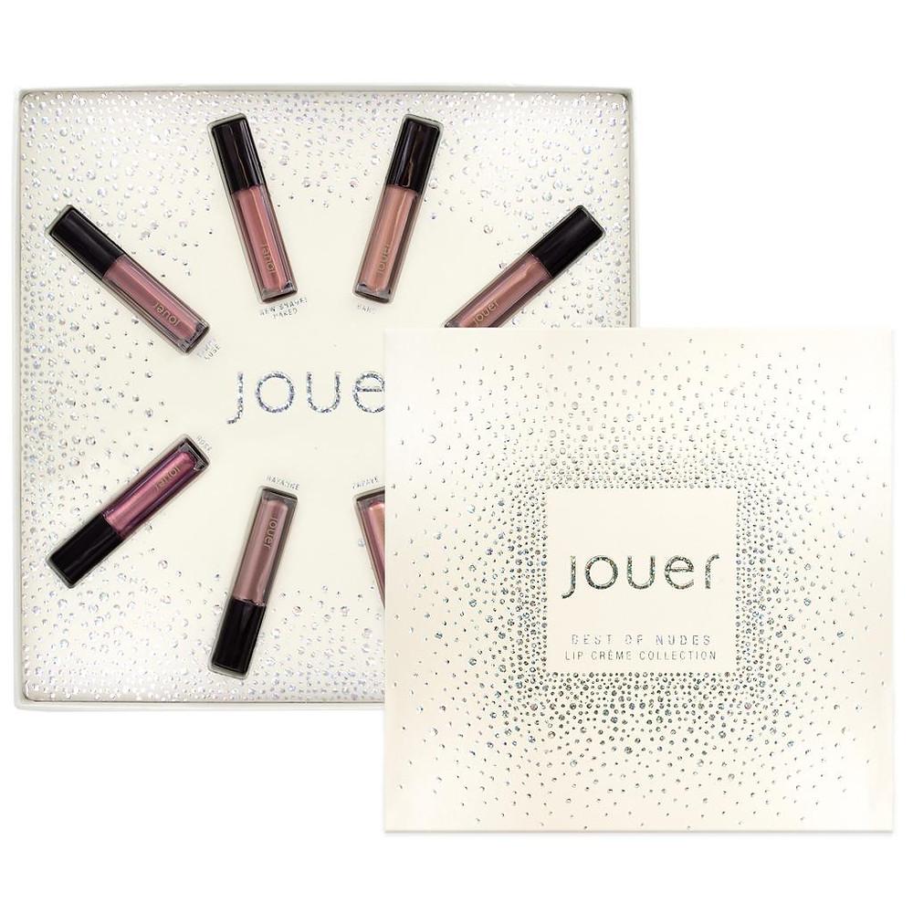 Jouer Cosmetics Best of Nudes Mini Lip Creme Set | UK Makeup News | FYI Beauty