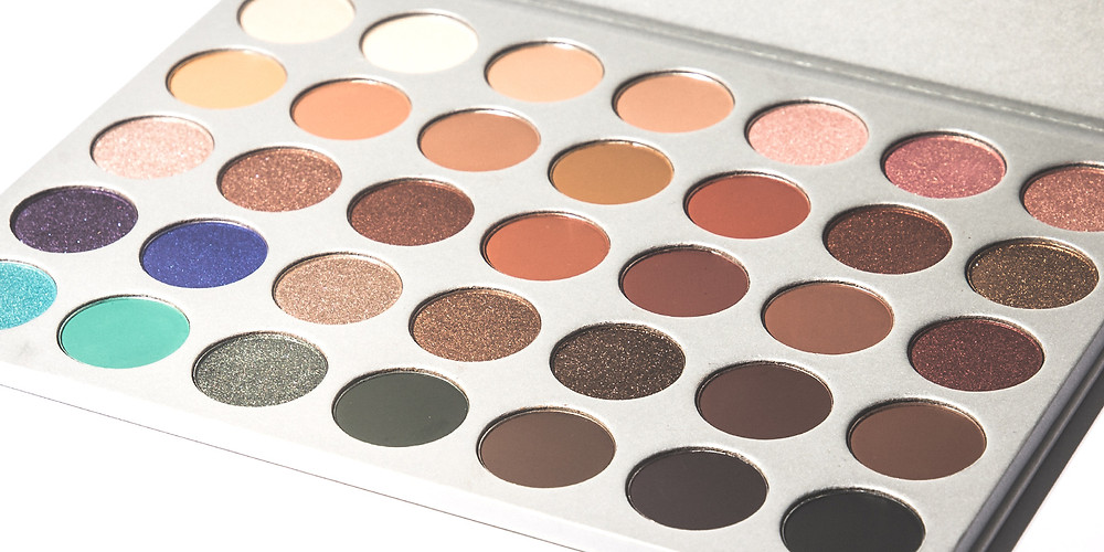 Morphe X Jaclyn Hill Eyeshadow Palette UK | UK Makeup News | FYI Beauty