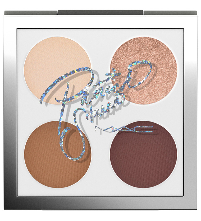 MAC x Patrick Starrr Eyeshadow Quad Palette in Glam AF | UK Makeup News | FYI Beauty