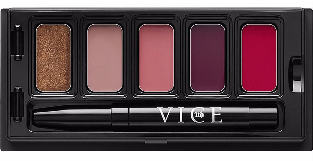 Urban Decay Nagal Vice Lipstick Palette Sunglasses | UK Makeup News | FYI Beauty