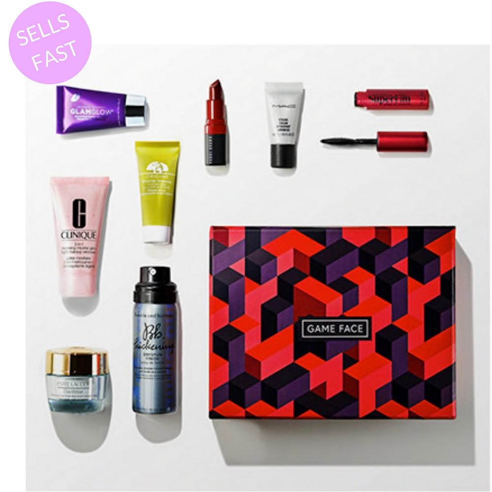 #GAMEFACE Beauty Box | UK Makeup News | FYI Beauty
