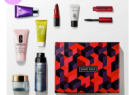 #GAMEFACE Beauty Box - Ultimate Freshers Survival Kit