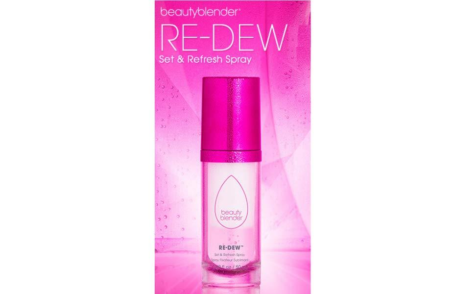 Beauty Blender RE-DEW Set and Refresh Spray | UK Makeup News | FYI Beauty